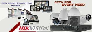 Hikvision CCTV Dubai